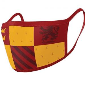 Gryffindor face mask