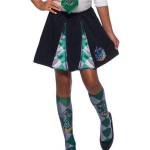 Slytherin child skirt size 8-10