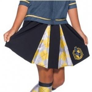 Hufflepuff child skirt size 8-10